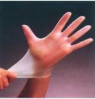Vinyl Powder Free Gloves Medium