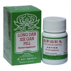 龍膽瀉肝丸 Long Dan Xie Gan Wan